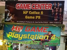 HP Game Center PS4